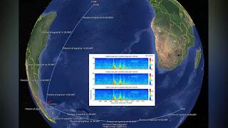 El organismo internacional más importante en estudios marítimos dio a conocer los gráficos del siniestro que sufrió el buque argentino.