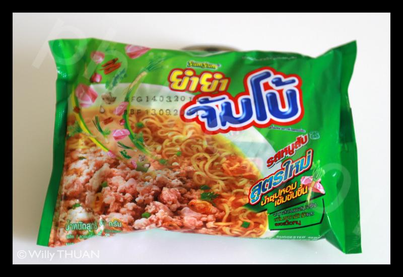 Brand Positioning in Noodles Market