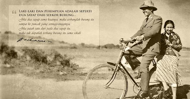 Sukarno Dan Wanita  Sekelilingnya