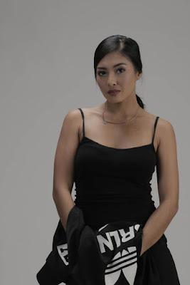 venilia agi Presenter Cantik Ini Ternyata dari Samarinda leher indah