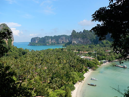view point railay beach