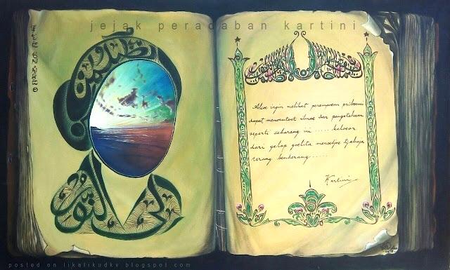Jejak Peradaban Kartini.
