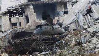 Bombardir Oleh Rezim Syiah Asad Renggut Nyawa 43 Orang di Daraa