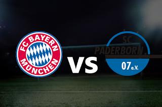 اون لاين مشاهدة مباراة بايرن ميونخ و بادربورن 28-9-2019 بث مباشر في الدوري الالماني اليوم بدون تقطيع