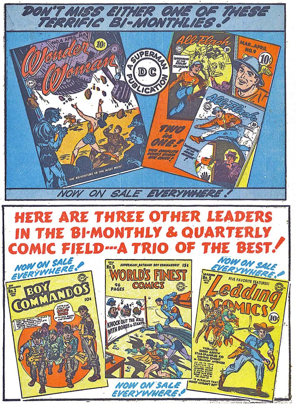 Read online All-American Comics (1939) comic -  Issue #49 - 35