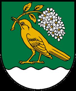 Oiseau de la gadelle  Vilanu_novads_COA