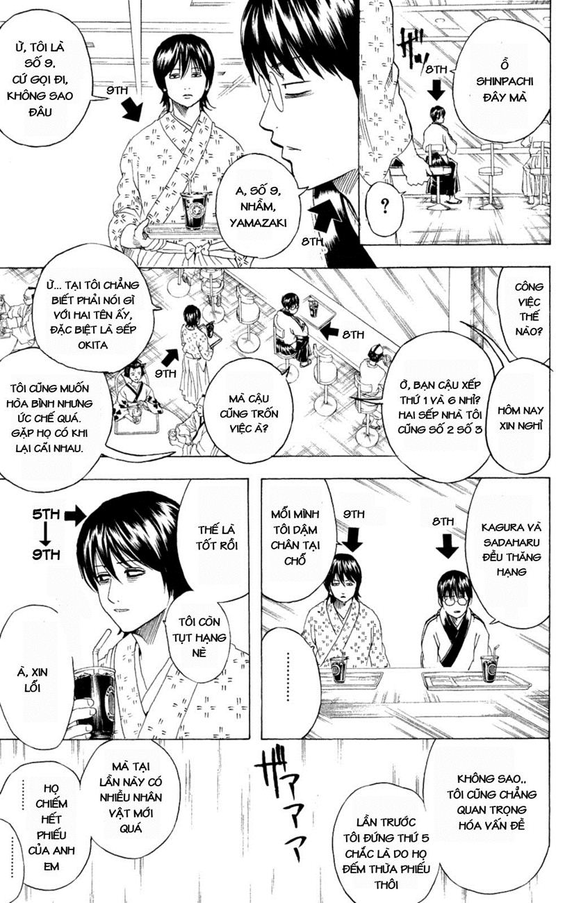 Gintama Chap 265 page 7 - Truyentranhaz.net