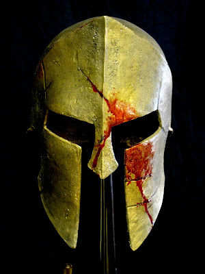 cascos de guerreros
