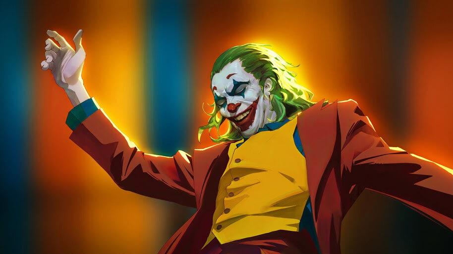 Joker, Smile, Movie, Art, 4K, #3.2272
