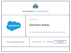 Tips for passing Salesforce Certified CPQ Specialist