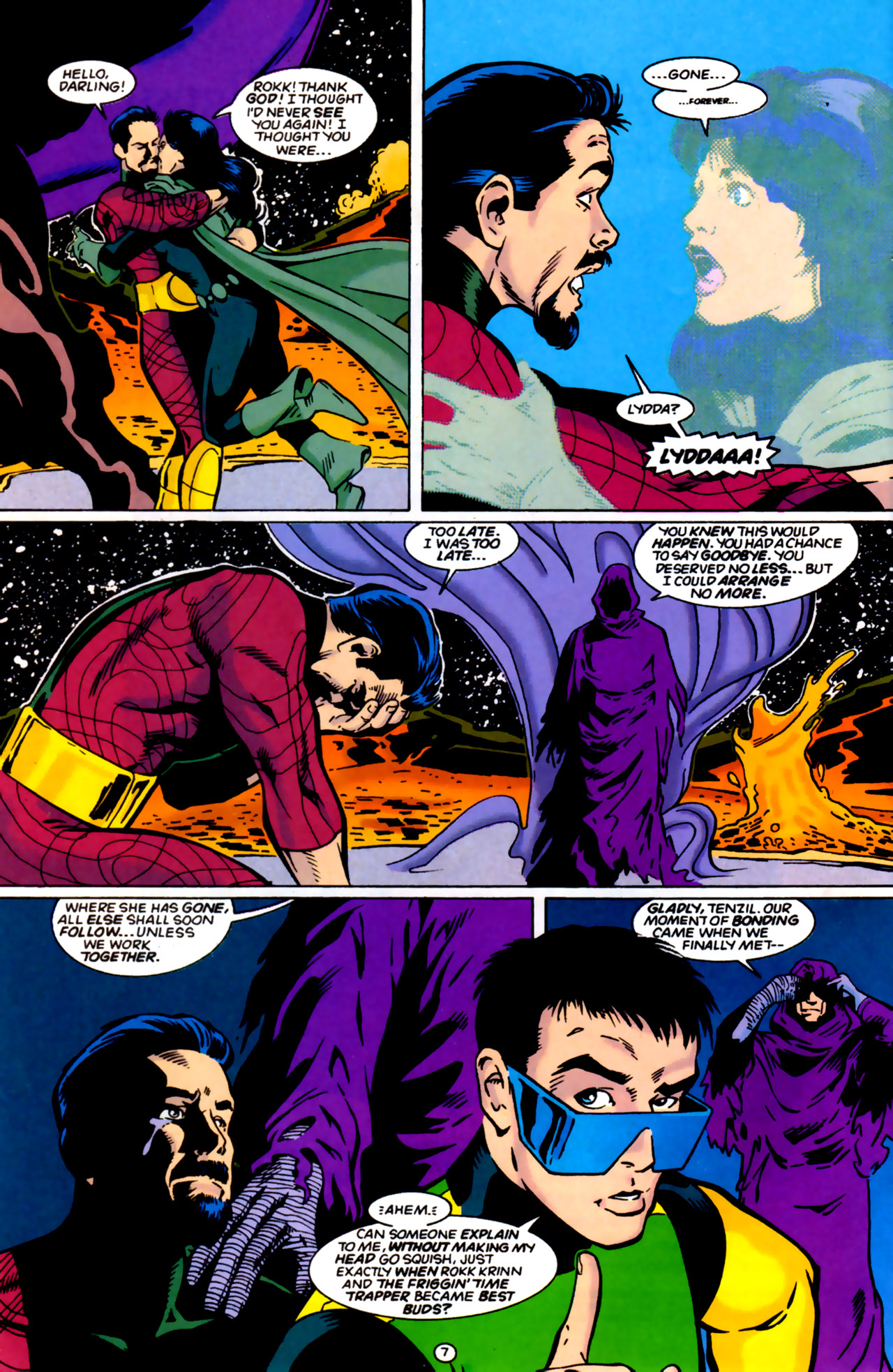 Legion of Super-Heroes (1989) 61 Page 7
