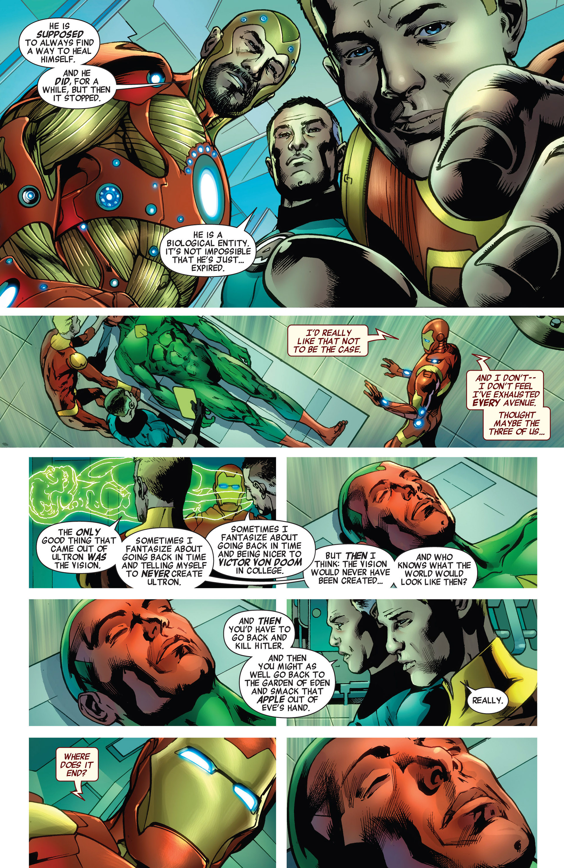 Read online Age of Ultron comic -  Issue #5 - 4