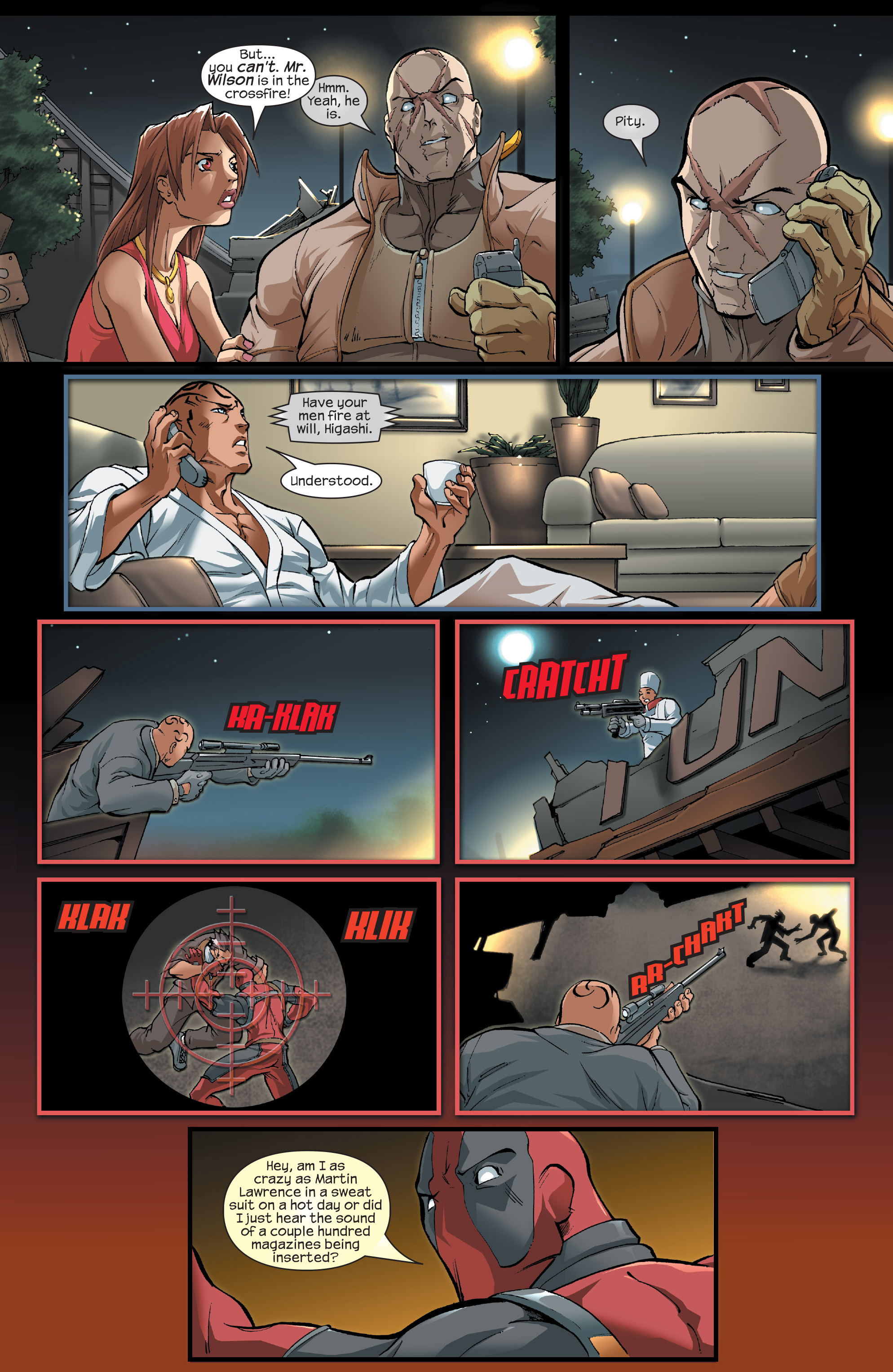 Read online Agent X comic -  Issue #15 - 7