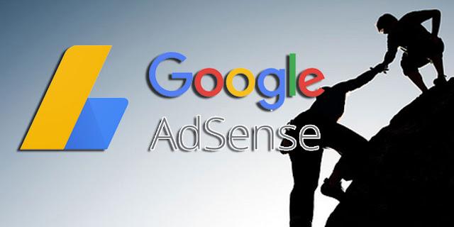 Cara agar situs blog diterima google adsense