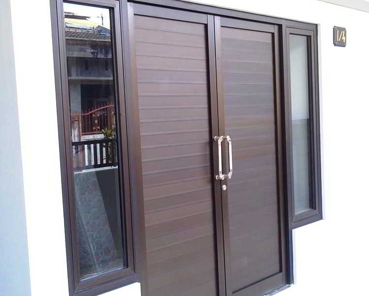 Desain Pintu Rumah Minimalis Home Design Free