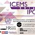 Selamat Berseminar kepada peserta ICEMS & IPCMS 2016