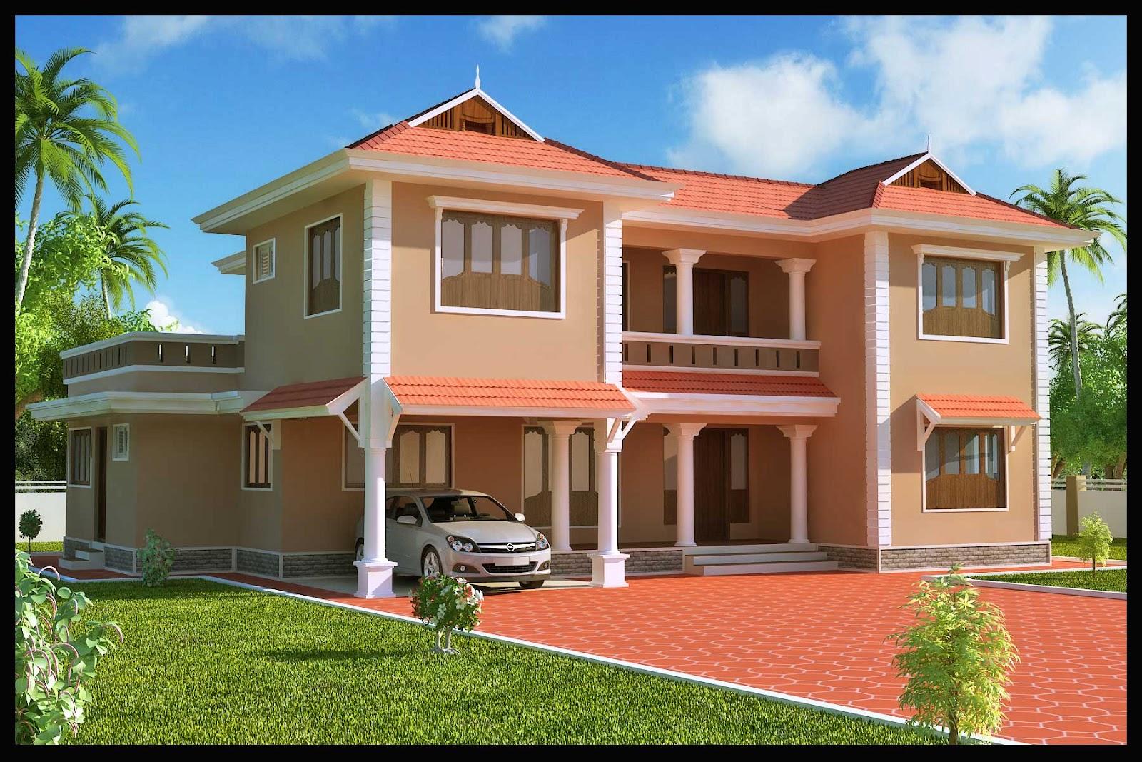 Nigerian Exterior House Designs House Design