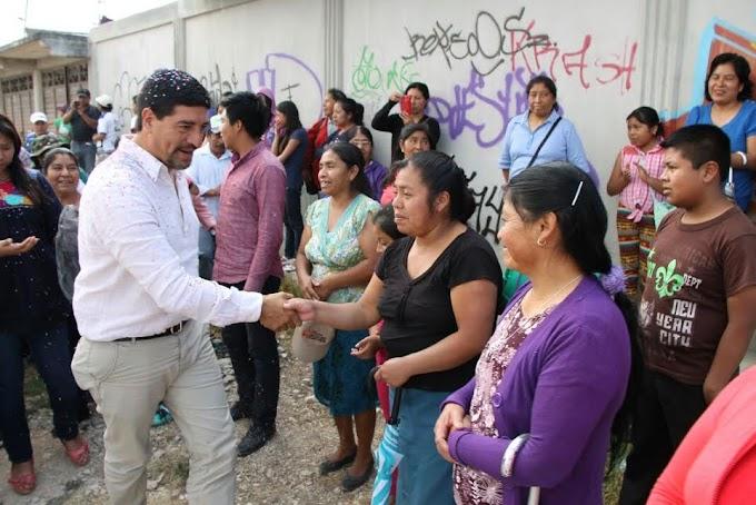 MARCO CANCINO, UN PRESIDENTE COMPROMETIDO CON LA CIUDADANÍA: HABITANTES DE LA ZONA NORORIENTE