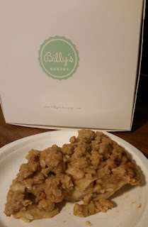 Billy's Bakery Apple Pie Review