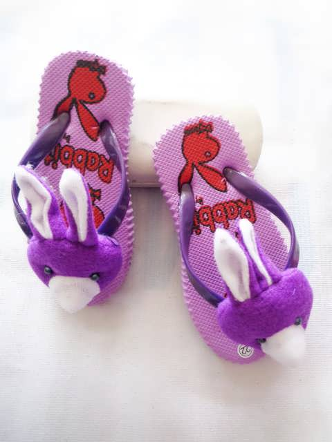 Grosir Sandal Boneka Kelinci Murah