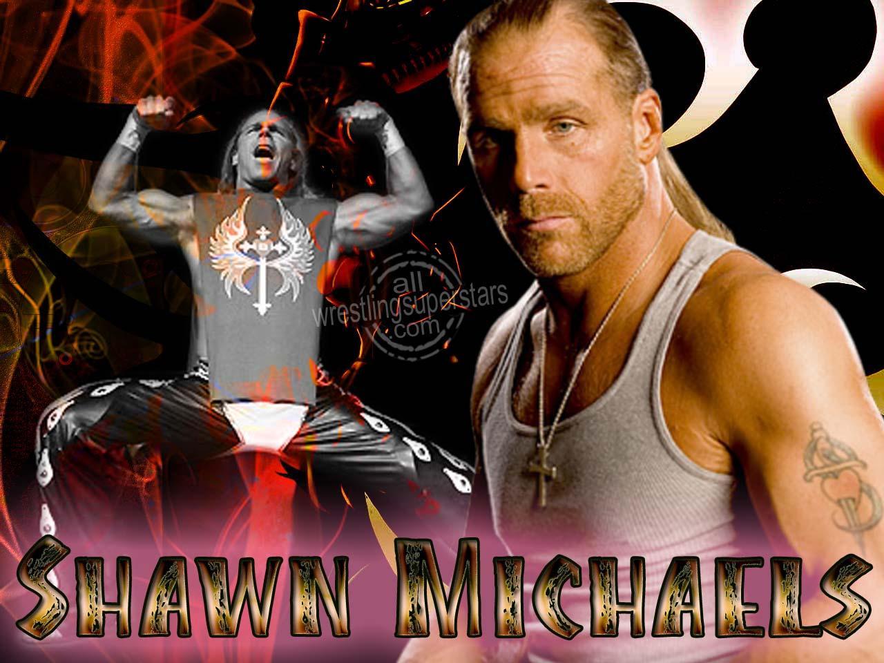 Wwe Champs Hbk Heart Break Kid Shawn Michaels