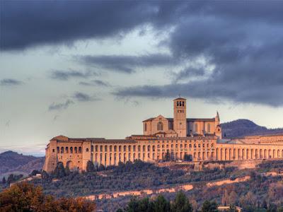 Assisi città della quiete