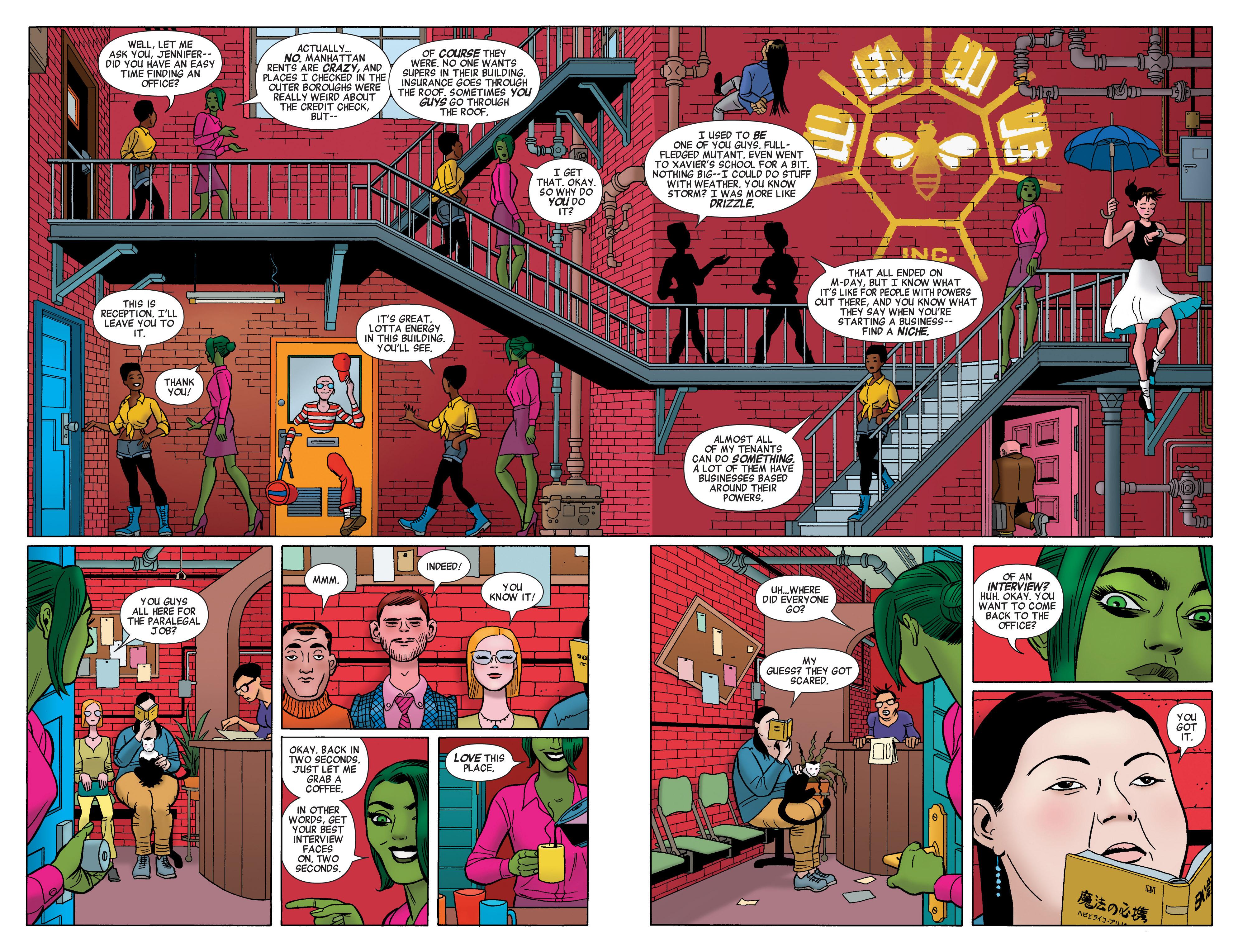 Read online She-Hulk (2014) comic -  Issue #2 - 6