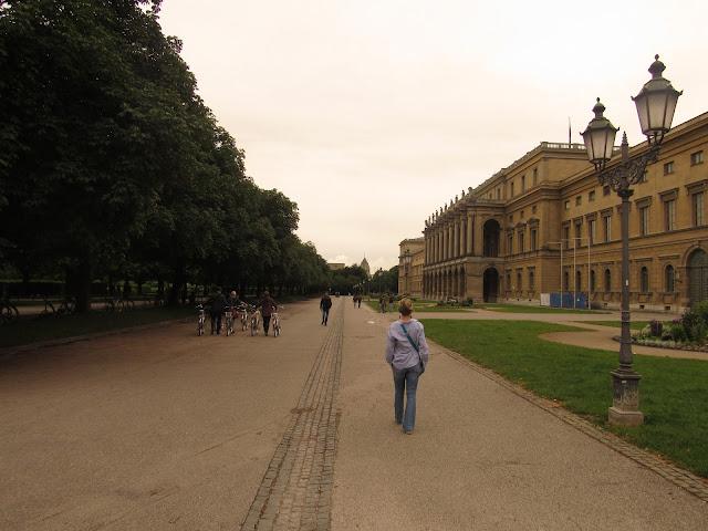 Hofgarten Residenz O que ver em Munique Alemanha