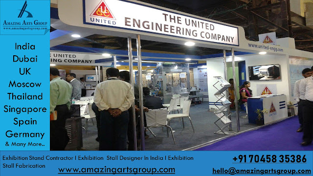 Exhibition Stand Builders Thailand : Exhibition stand contractor amazing arts group