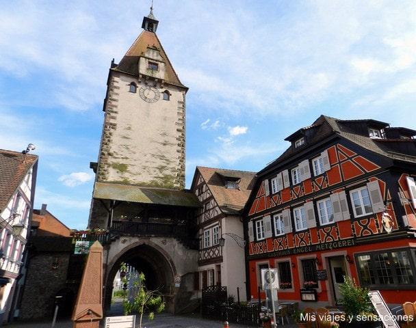 Pueblo de Gengenbach, Selva Negra, Alemania
