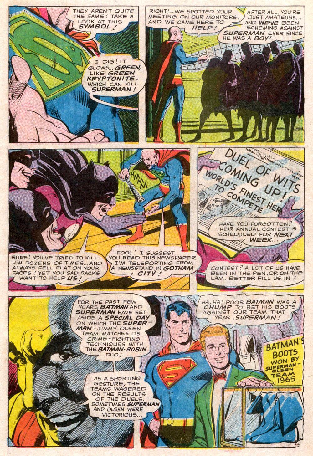 Read online World's Finest Comics comic -  Issue #175 - 7