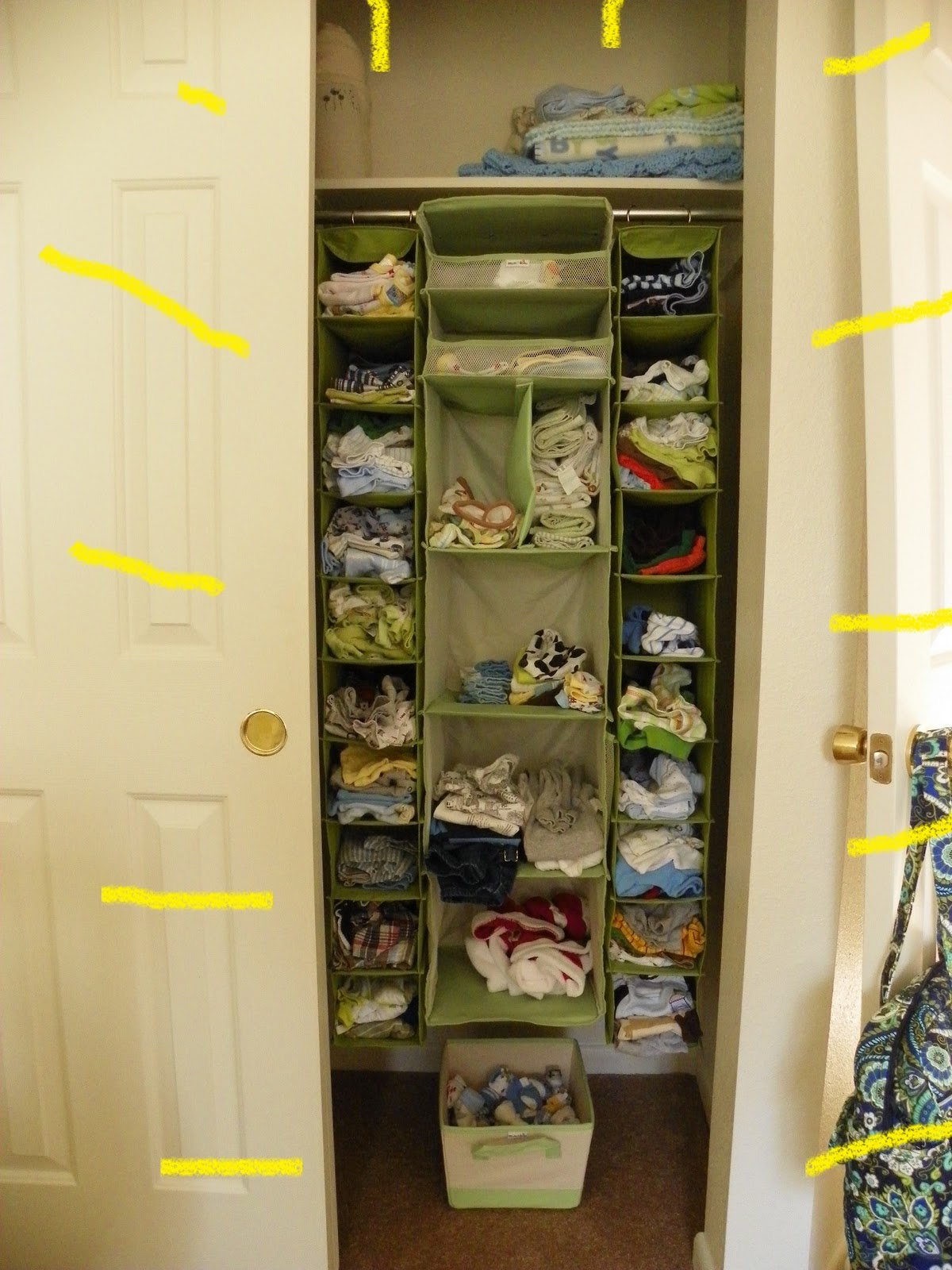 My First Room Toddler 3 Piece Room In A Box: Leap! ...and The Net Will Appear: Nursery Organization