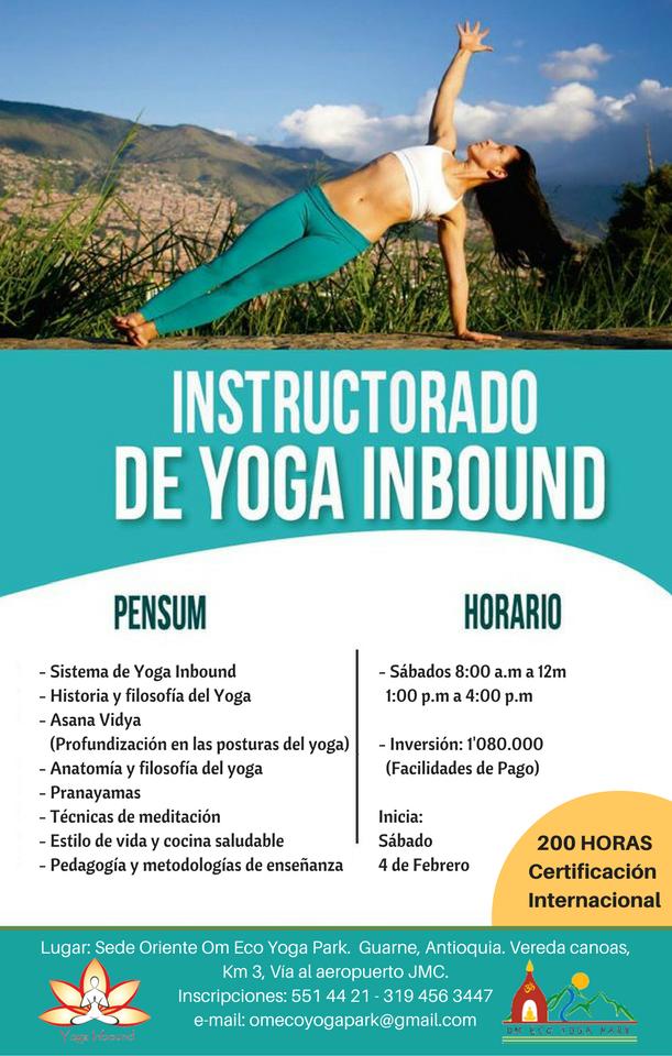 Instructorado de Yoga 2017