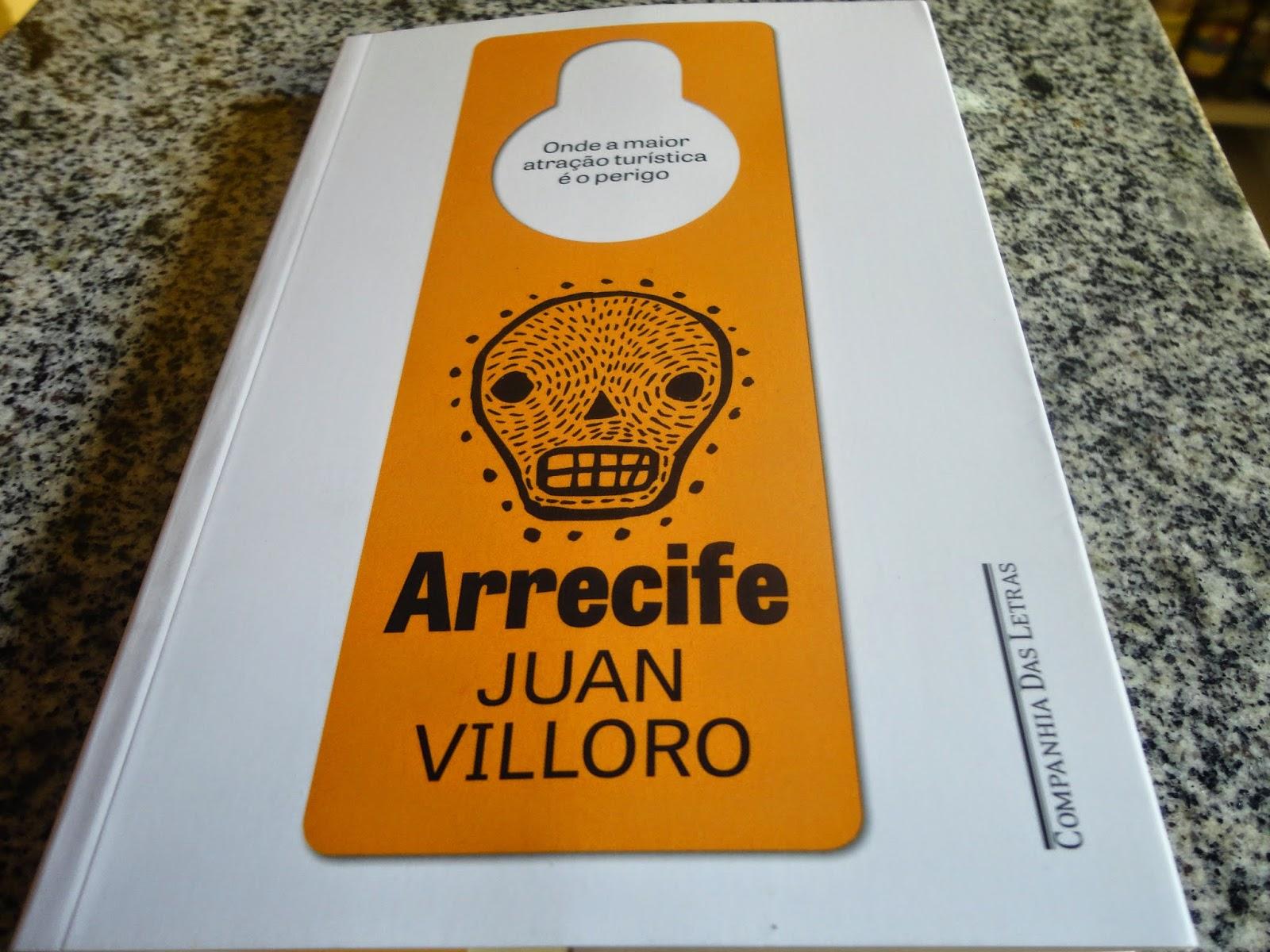 Arrecife juan villoro pdf
