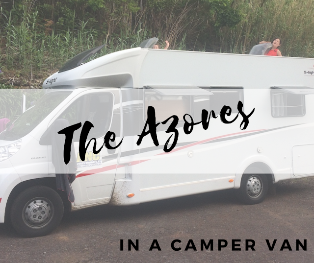 The Azores with a camper van: rental in Sao Miguel