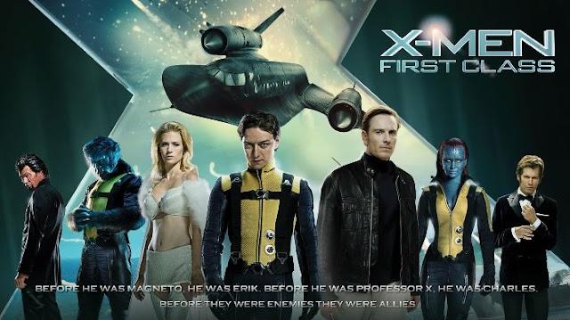 Film X: First Class (2011)
