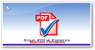 Solid PDFA Express Portable