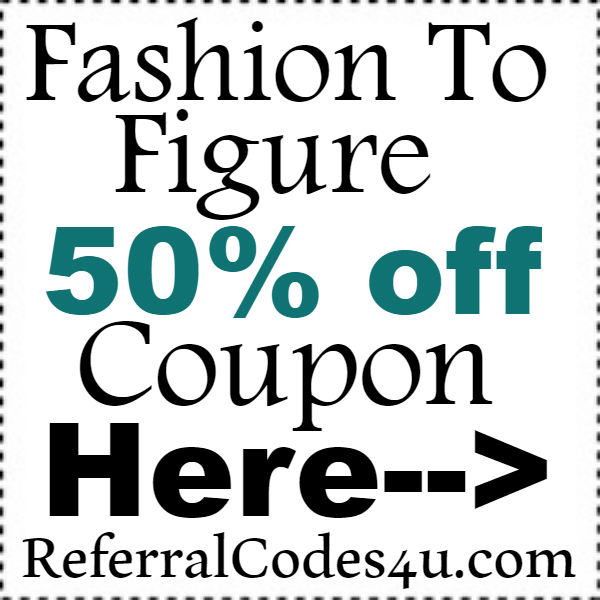 FashionToFigure.com Promo Codes 2016-2017, Fashion To Figure Coupons October, November, December