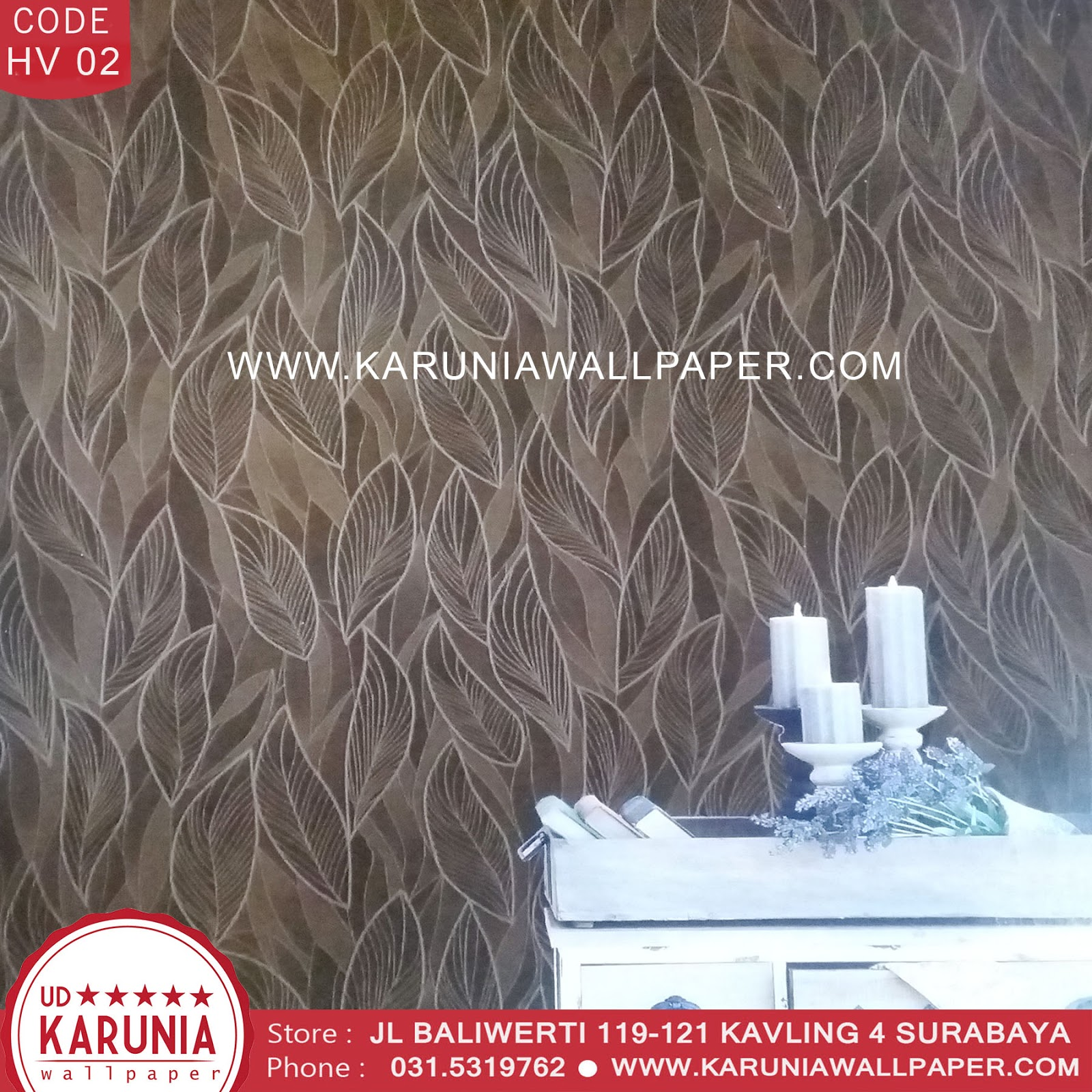 karuniawallpaper jual wallpaper
