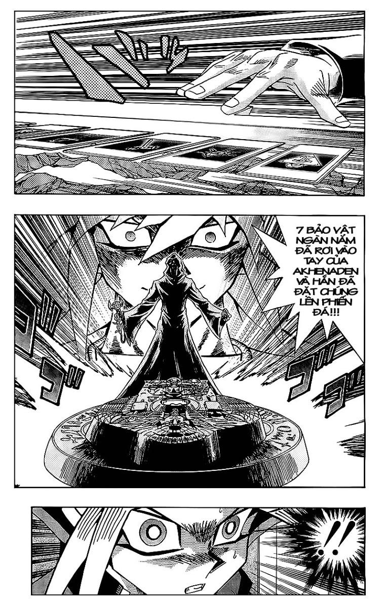 YUGI-OH! chap 320 - trò chơi bóng tối cuối cùng trang 17