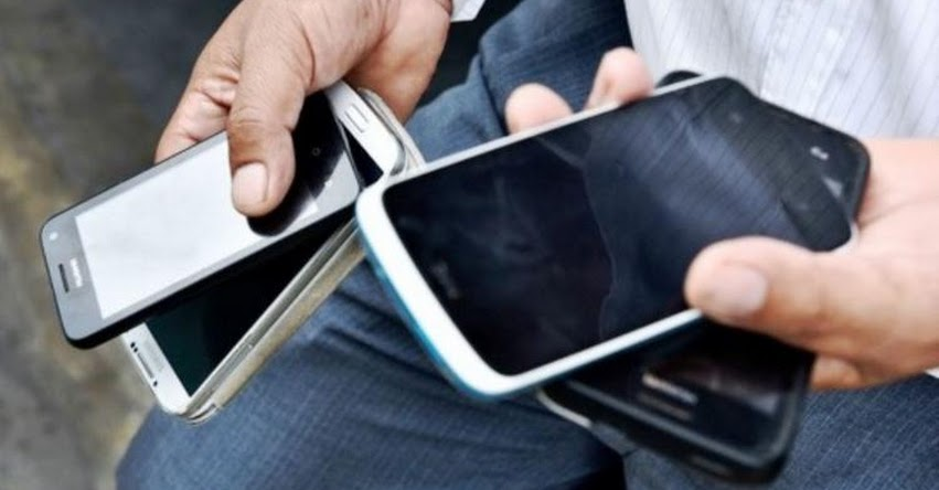 MININTER: Bloqueo de celulares robados, perdidos o inválidos será inmediato. Conoce aquí el reglamento - www.mininter.gob.pe