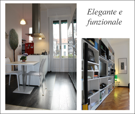 Restyling di un appartamento a milano blog di for Design interni appartamenti