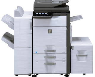 Sharp MX-5141N Printer Driver Download & Installations