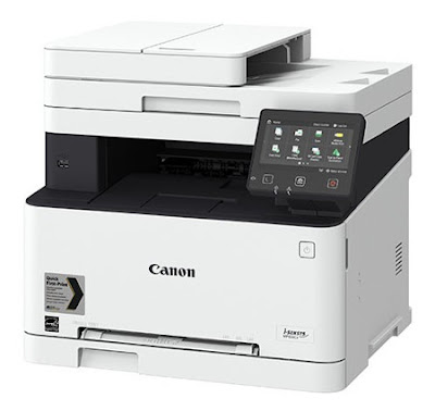 one unit of measurement amongst the monofunctional basic models i Canon i-Sensys MF635Cx Driver Download