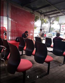 Ruang Tunggu Daytrans Bandung