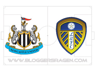 Pertandingan Newcastle United vs Leeds