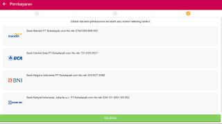pembayaran di aplikasi aplikasi bukalapak untuk belanja mudah