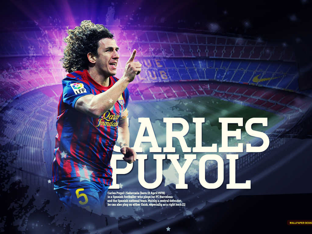 carles puyol barcelona wallpaper - photo #11