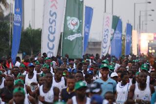 Eko Atlantic City, Lagos city Marathon, Access bank, Lagos City Marathon Race, News,
