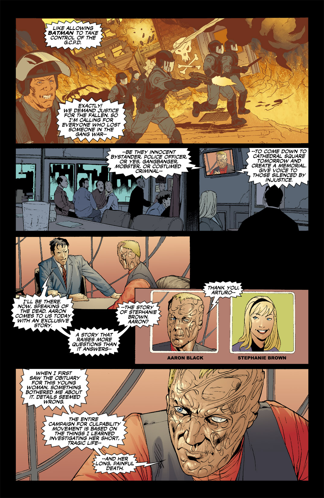 Detective Comics (1937) 809 Page 5